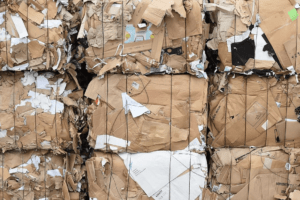 arte del riciclo sostenibile
